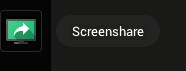 Screen Share Icon