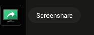 Screen Share Icon