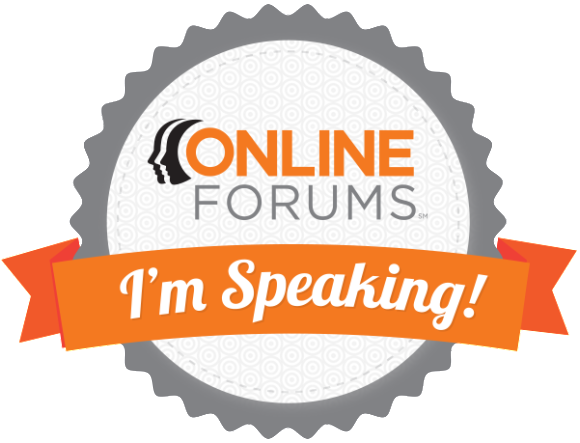 Hooray! I'm Speaking at the ELearning Guild's Online Forum featured image